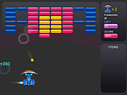 Click to Play Breakout Wars