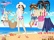 Click to Play Bikini Dress Up