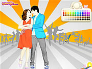 Click to Play Color Zac and Vanessa