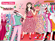 Click to Play Kelly Candy Girl Dressup