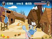 Click to Play Turkey Attack Game