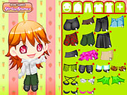 Click to Play Little Nancy Dressup