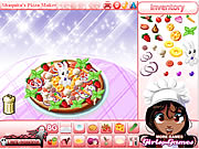 Click to Play Shaquita Pizza Maker