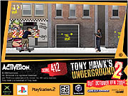 Click to Play Tony Hawk's Underground 2