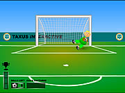 Click to Play Penalty Shootout Game
