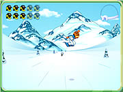 Click to Play Go Diego Go - Snowboard Rescue