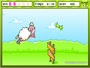 Click to Play Saute Moutons