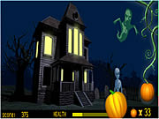 Click to Play The Haunted House