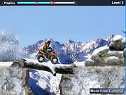 Click to Play Snow ATV