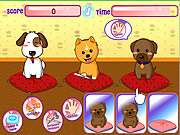 Click to Play Puppies Salon