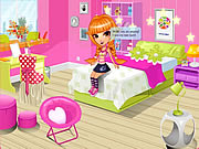 Click to Play Cute Yuki's Bedroom