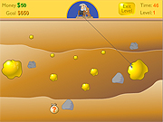 Click to Play Gold Miner