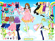 Click to Play Air Fairy Dress up