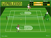 Click to Play Wimbeldon Hero