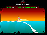 Click to Play Zombie Surf