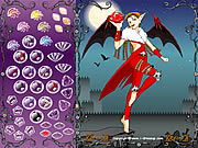 Click to Play Fairy in Devil Costume