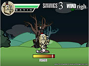 Click to Play Gavin The Pro Golf Goblin Halloween Toure