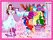 Click to Play Dancing Girl Dress Up