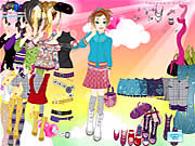 Click to Play Cutie Dress Up 6