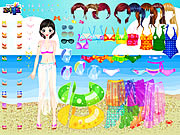 Click to Play Sea Swimming Dressup