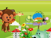 Click to Play Animal Park Decor