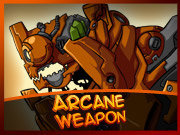 Click to Play Arcane Weapon
