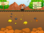 Click to Play Ben 10 Gold Miner