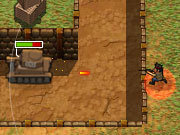Click to Play Commando Defense