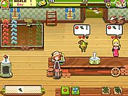 Click to Play Flower Style Shop