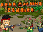 Click to Play Good Morning Zombies