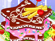 Click to Play Ice Cream Cookie Sandwiches