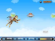 Click to Play Jet Pack Monkey