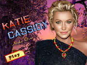 Click to Play Katie Cassidy Makeup