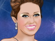 Click to Play Miley Cyrus Makeup Game