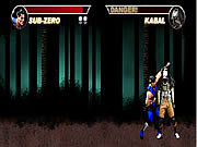 Click to Play Mortal Kombat Karnage