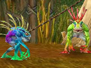 Click to Play Murloc RPG: Stranglethorn Fever