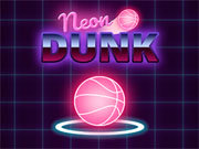Click to Play Neon Dunk