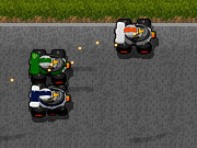 Click to Play Penguins Super Kart
