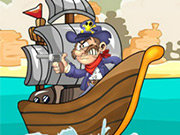 Click to Play Pirates Kaboom
