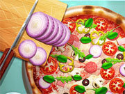 Click to Play Pizza Realife Cooking