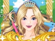 Click to Play Princess Hair Salon