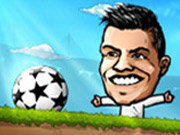 Click to Play Puppet Soccer Champions