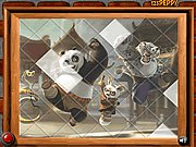Click to Play Sort My Tiles Kung Fu Panda