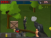 Click to Play Super Cops: Targets