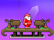 Click to Play Super Santa Kicker 2