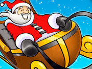 Click to Play Super Santa Rush