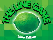 Click to Play The Line Game: Lime Edition