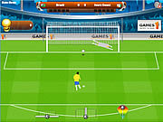 Click to Play World Cup Penalty 2010